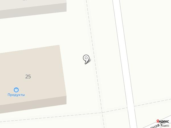 У Александра на карте