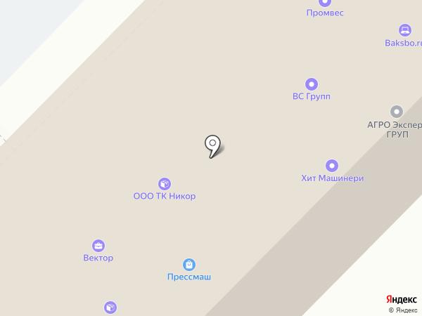 Асмин Принт на карте
