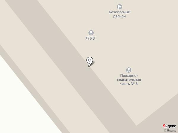 Пожарная часть №12 Московского округа на карте