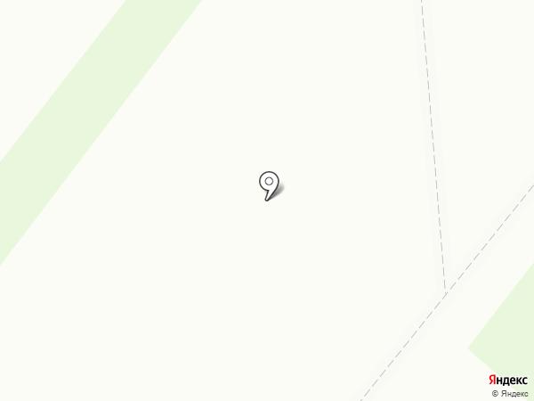 Островок на карте