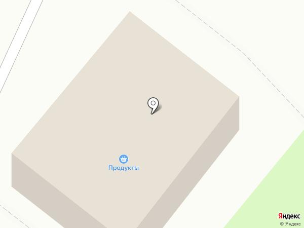 Альгита на карте