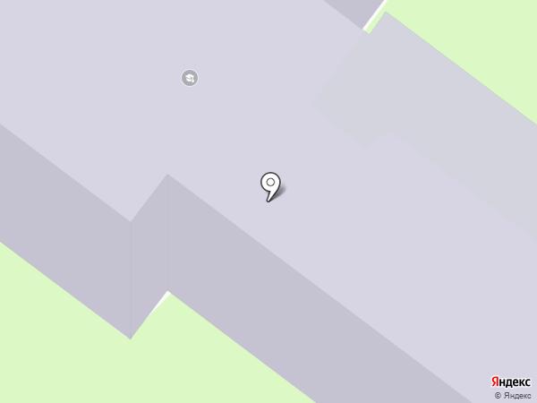 ВГМХА на карте