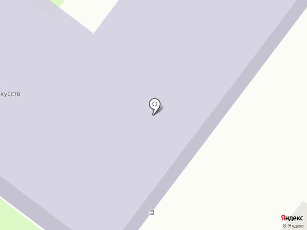 Молочненская детская школа искусств на карте