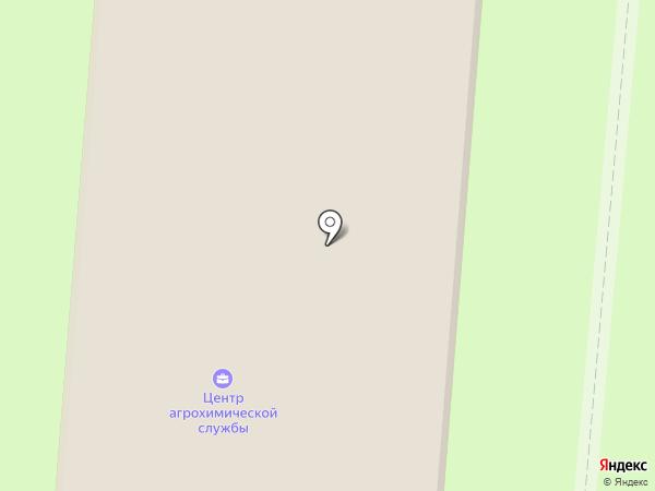 Вологодский государственный центр агрохимической службы на карте
