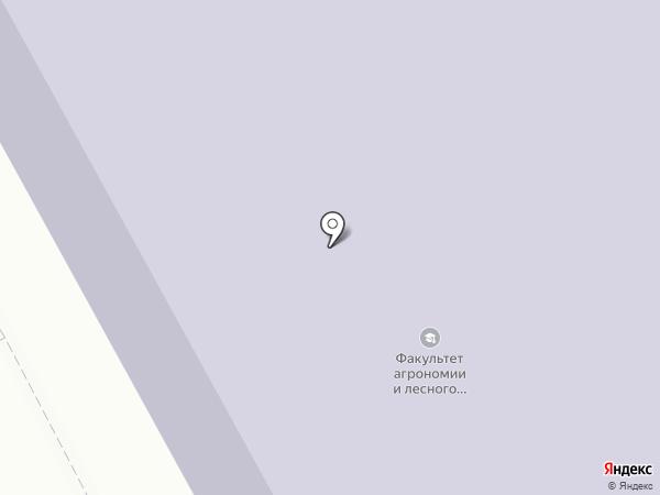 Технологический колледж на карте
