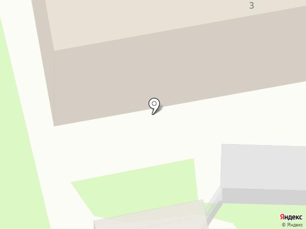 Юстел на карте