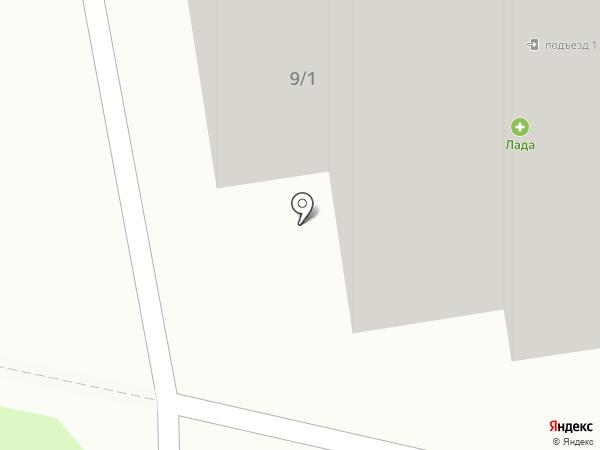 АССА на карте