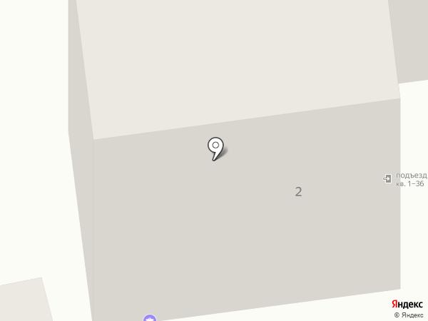 Единая Служба Связи на карте