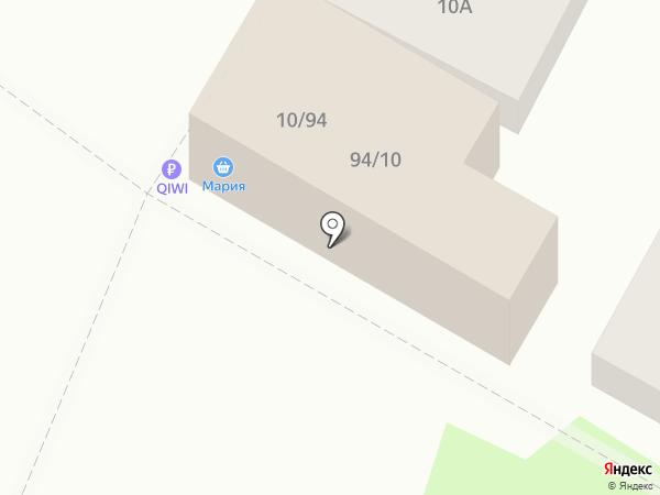 SkySend на карте
