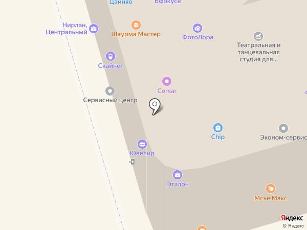 Imaster61 на карте