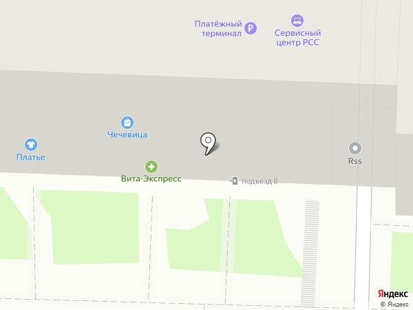 Росс Тур на карте