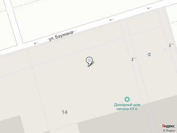 Дженнет на карте