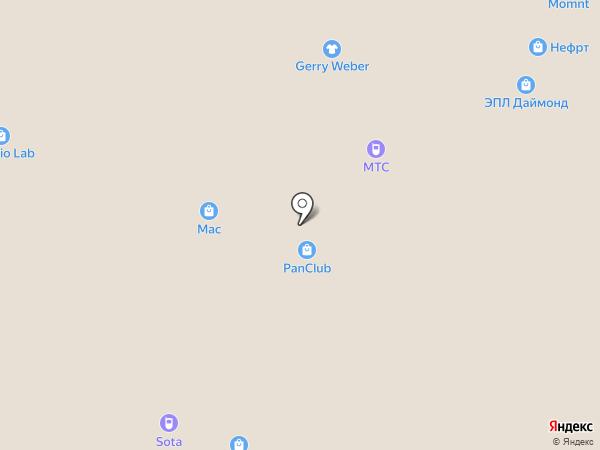 Баскин Роббинс на карте