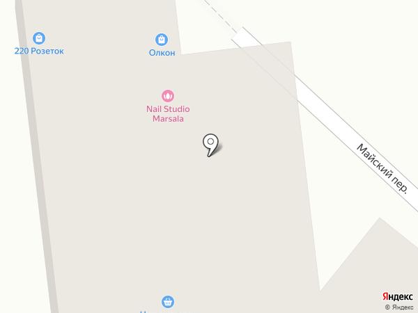 Love Nails на карте