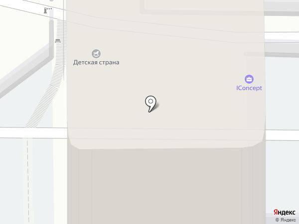 Салон обоев на карте