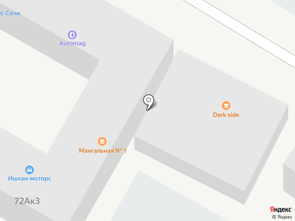 ФАРН на карте