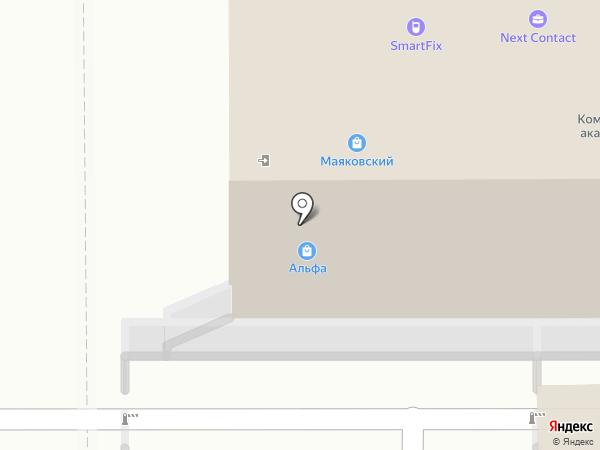 Теплогазсервис на карте