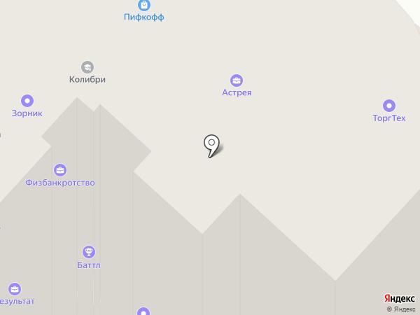 Мастермост на карте