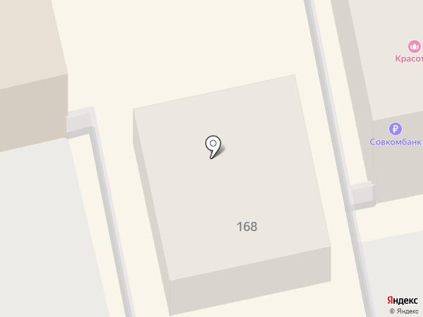 Метрогазсервис на карте