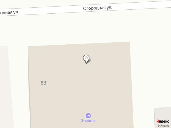 Ванькины матрасы на карте