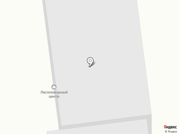 Лесопожарный центр на карте