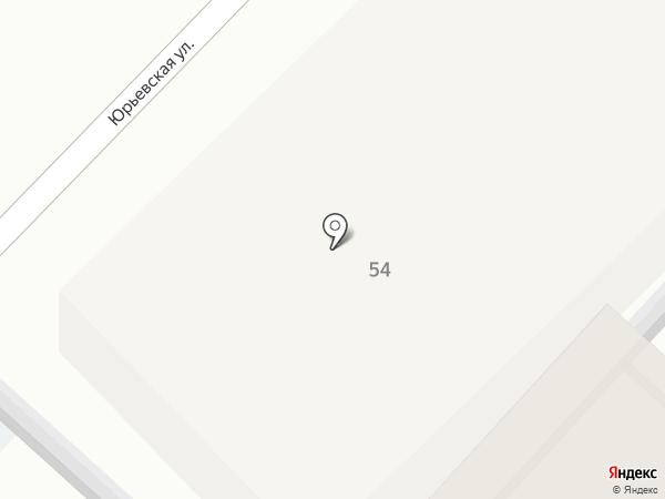 Приоритет-Топаз на карте
