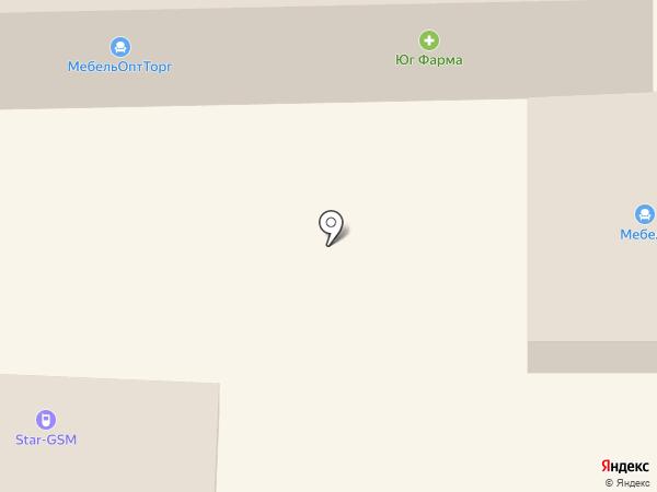 RENT на карте