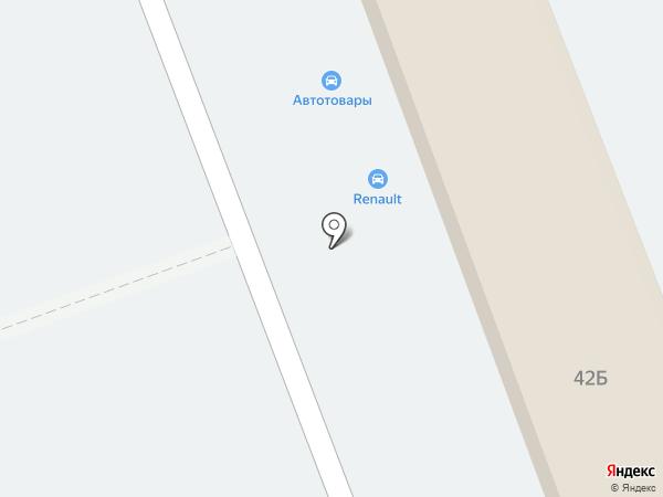 Автомагазин-салон на карте
