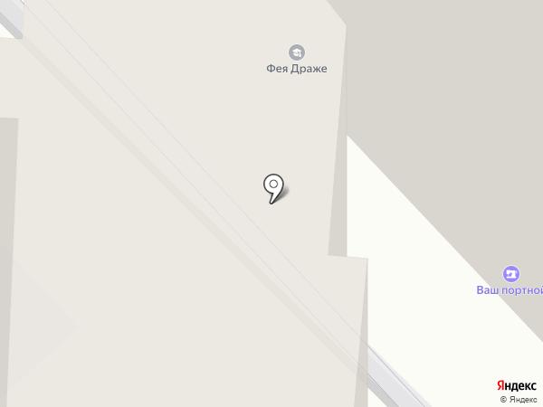 Elen на карте