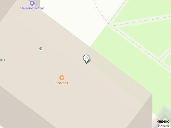 ЖКХ-СЕРВИС на карте