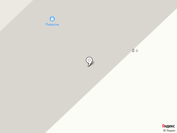 Яр-Турбо на карте