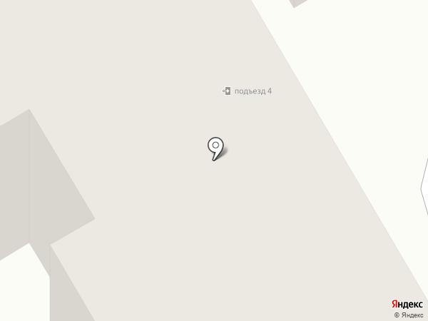 ФортеСтрой на карте