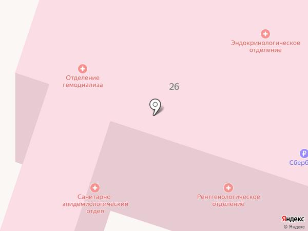 Аптека №181 на карте