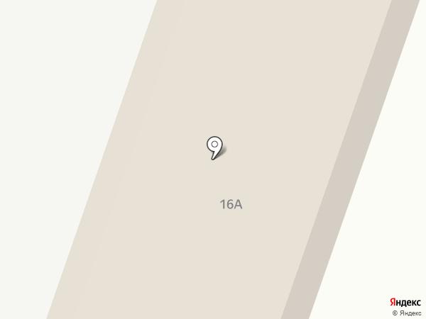 Лагуна-Яр на карте