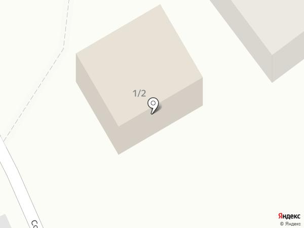 Родничок, продуктовый магазин на карте