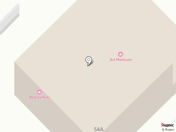 АвтоGir на карте