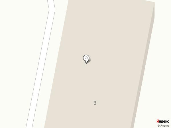 Поселковый на карте