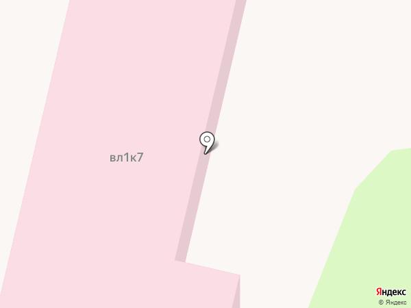 Липецкая областная психоневрологическая больница на карте