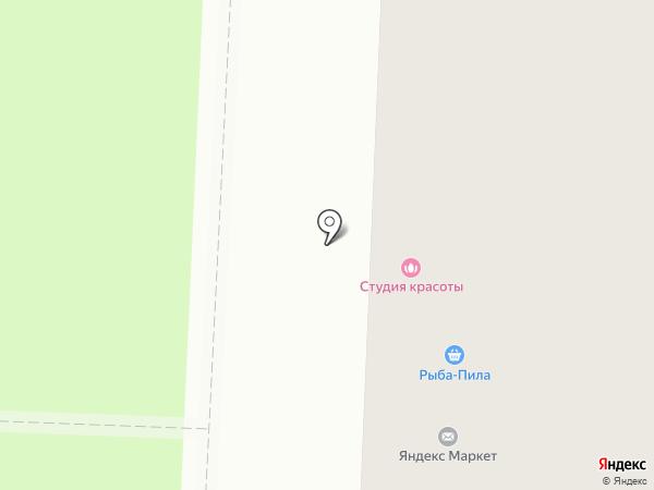 Барбос на карте
