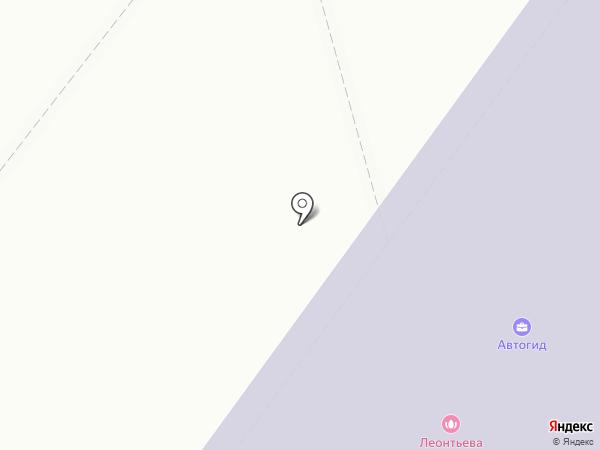 Автоюрист Ярославль на карте