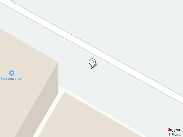 Авто-Легион76 на карте