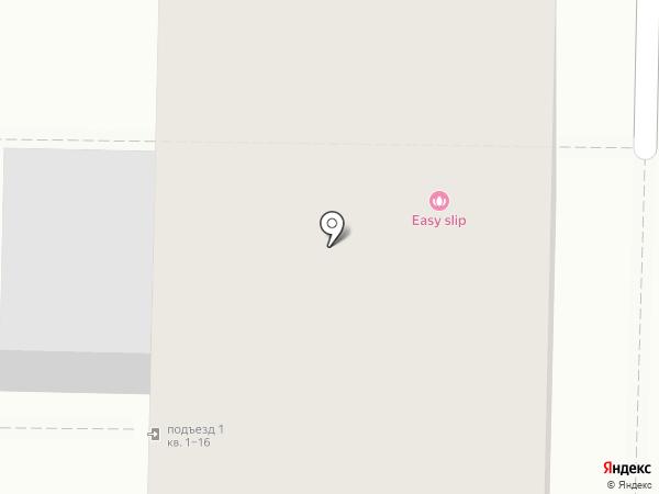 Терра на карте