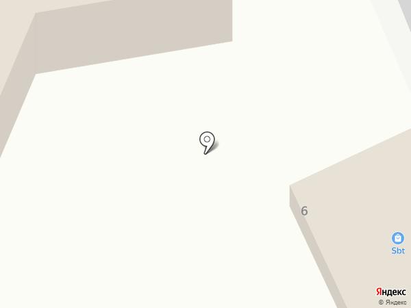 КомТрансДеталь на карте