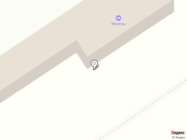 1077 км на карте