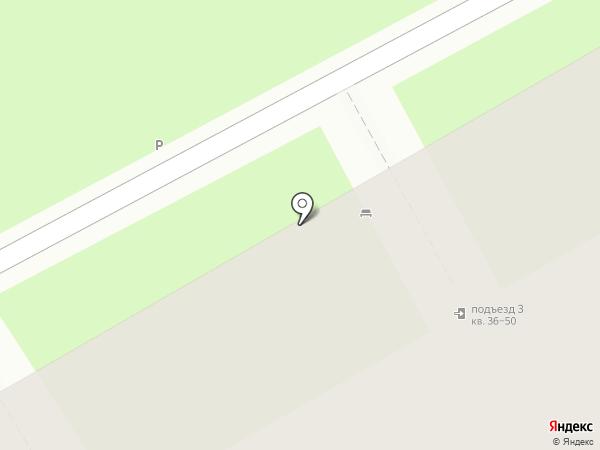 Эвакуатор на карте