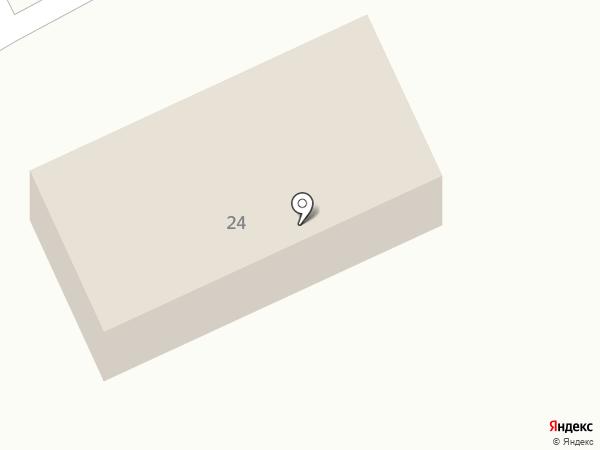 Елена на карте