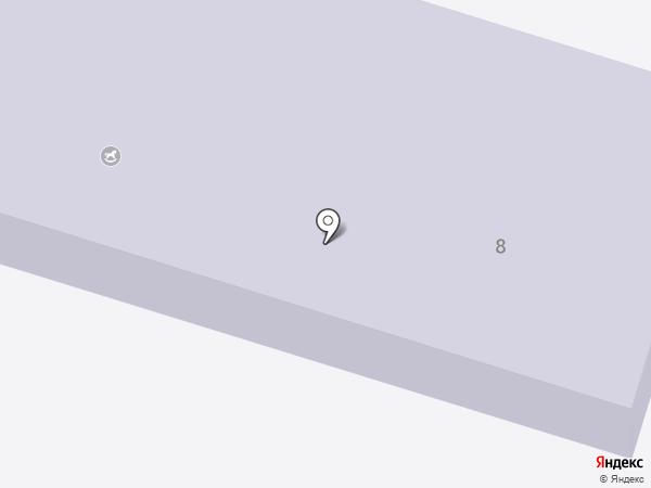 Дошкольная группа, Варсковская средняя школа на карте