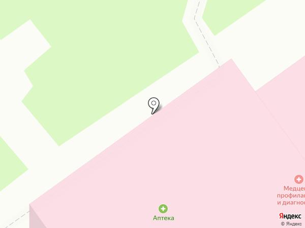 Медицинский центр диагностики и профилактики на карте