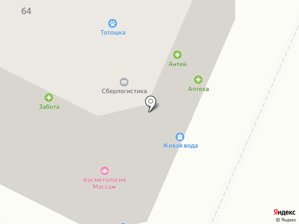 ТКФ ТОРГРЕСУРС на карте