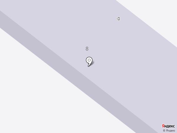 Варсковская средняя школа на карте